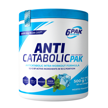 6Pak Anticatabolic Pak - 500g mojito