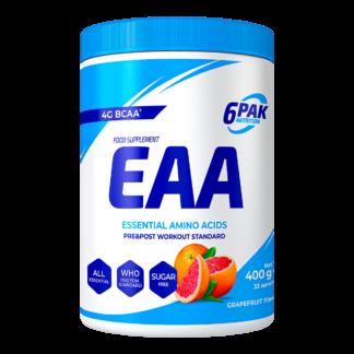 6Pak EAA - 400g grapefruit