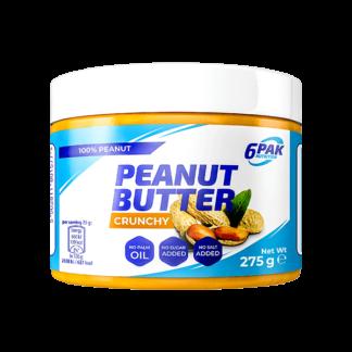 6Pak Peanut Butter Crunchy - 275g