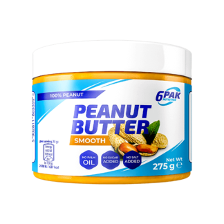 6Pak Peanut Butter Smooth - 275g