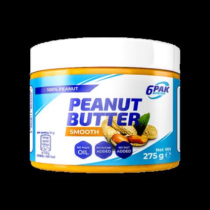 6Pak Peanut Butter Smooth - 275g