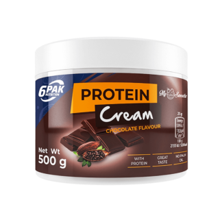 6Pak Protein Cream - 500g chocolate