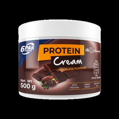 6Pak Protein Cream - 500g chocolate