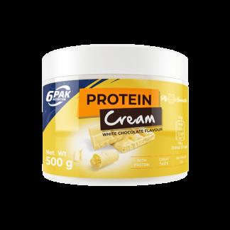 6Pak Protein Cream - 500g white chocolate