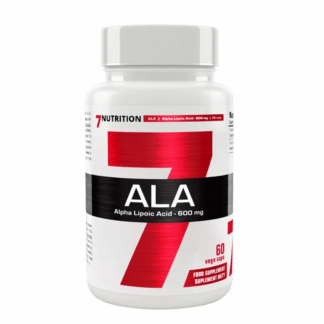 7Nutrition ALA Alpha Lipoic Acid 600 mg - 60 kaps