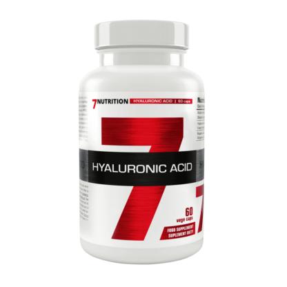 7Nutrition Hyaluronic Acid Kwas Hialuronowy - 60 kaps.