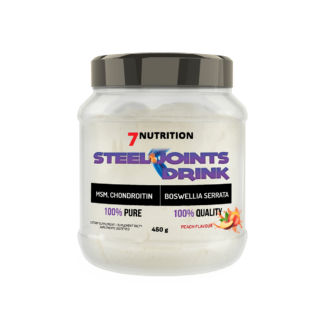 7Nutrition Steel Joints Drink 450g - brzoskwinia
