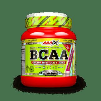 Amix BCAA 2 1 1 micro instant juice - 400 + 100g