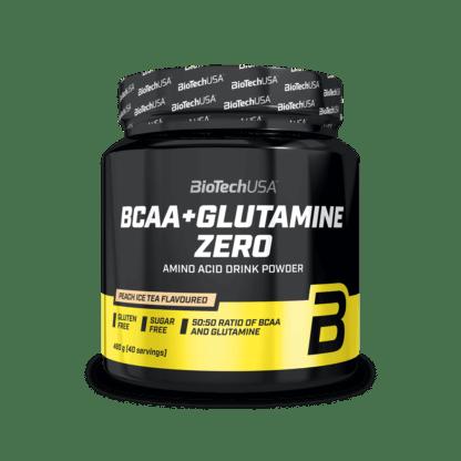 BioTech BCAA + Glutamine ZERO - 480g