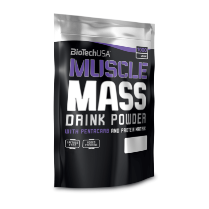 BioTech Muscle Mass - 1000g