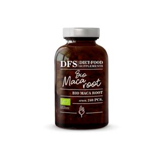 Diet Food Bio Maca Root - 240 tabletek