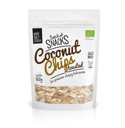 Diet Food Coconut Chips Toasted - 150g