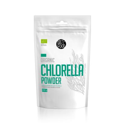 Diet Food Organic Chlorella Powder - 200g