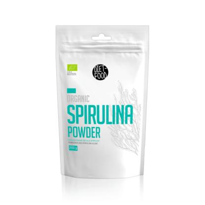Diet Food Organic Spirulina Powder - 200g