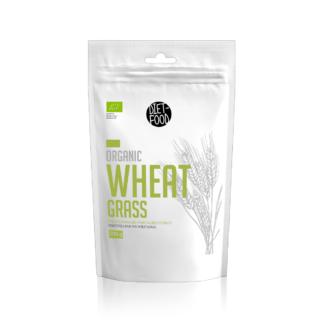 Diet Food Organic Wheat Grass - 200g