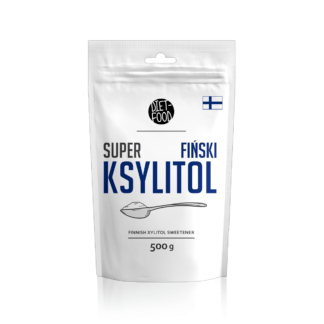 Diet Food Super Fiński Ksylitol - 500g