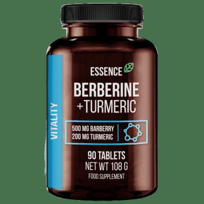 Essence Berberine + Turmeric - 90 tabletek