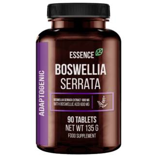 Essence Boswellia Serrata - 90 tabletek