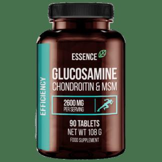 Essence Glucosamine Chondroitin & MSM - 90 tabletek