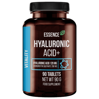 Essence Hyaluronic Acid+ - 90 tabletek