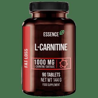 Essence L-Carnitine 1000mg - 90 tabletek