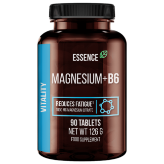 Essence Magnesium + B6 - 90 tabletek