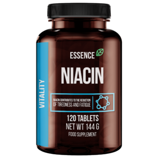 Essence Niacin - 120 tabletek