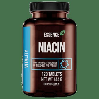 Essence Niacin - 120 tabletek