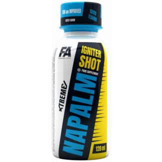 FA Nutrition Xtreme Napalm Igniter Shot - 120 ml