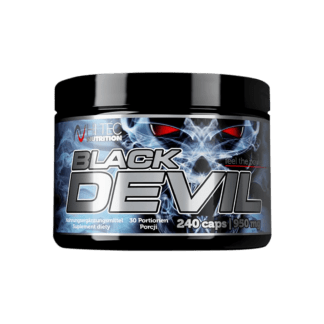 Hi Tec Black Devil - 240 kaps