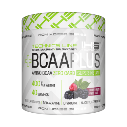 IHS BCAA Plus - 400g forest fruits