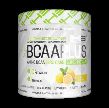 IHS BCAA Plus - 400g lemon