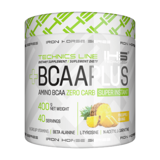IHS BCAA Plus - 400g pineapple