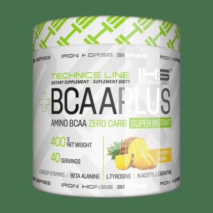 IHS BCAA Plus - 400g pineapple