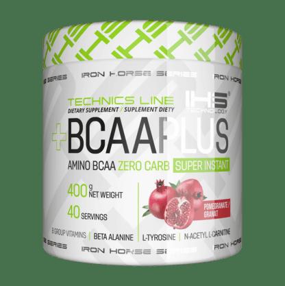 IHS BCAA Plus - 400g pomegranate