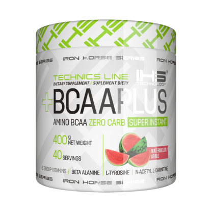 IHS BCAA Plus - 400g watermelon