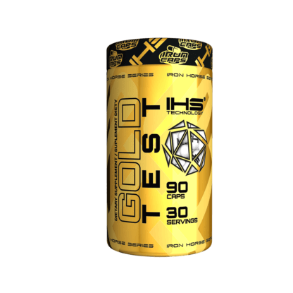 IHS Gold Test - 90 kaps