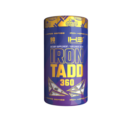 IHS Iron Tadd 360 - 90 kaps