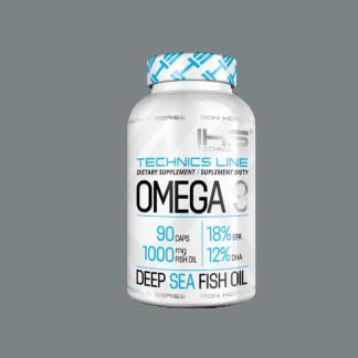 IHS Omega 3 - 90 kaps