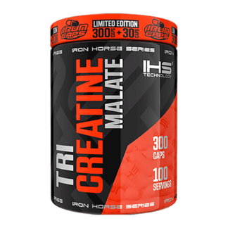 IHS Tri Creatine Malate - 300 + 30 kaps