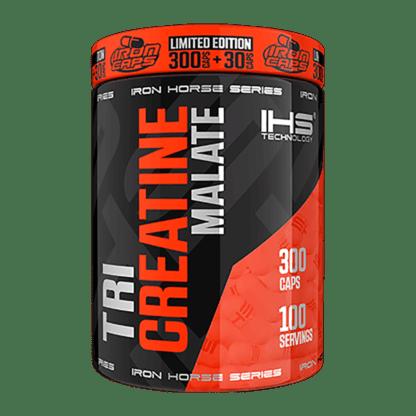 IHS Tri Creatine Malate - 300 + 30 kaps