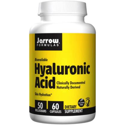 Jarrow Hyaluronic Acid - 60 kaps