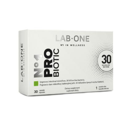 Lab One Probiotic - 30 kaps
