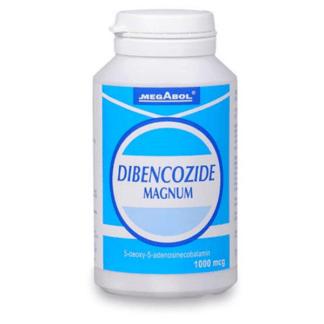 Megabol Dibencozide Magnum - 100 kaps