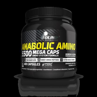 Olimp Anabolic Amino 5500 Mega Caps - 400 kaps