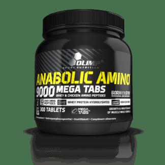 Olimp Anabolic Amino 9000 Mega Tabs - 300 tabl