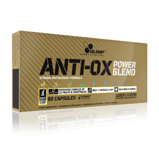 Olimp Anti-Ox Power Blend - 60 kapsulek
