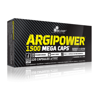 Olimp Argi Power 1500 Mega Caps - 120 kaps