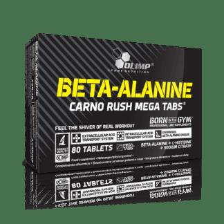 Olimp Beta-Alanine Carno Rush Mega Tabs - 80 tabletek