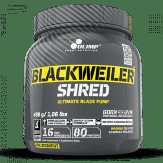 Olimp Blackweiler Shred - 480g